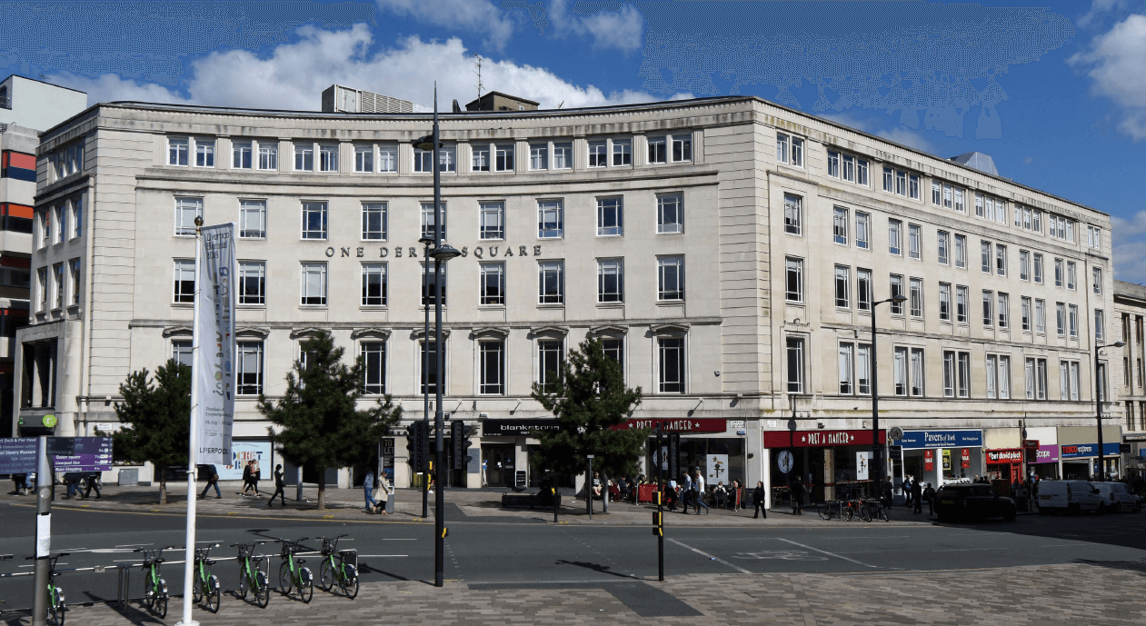 Hamlins Real Estate team acts on Liverpool city centre acquisition